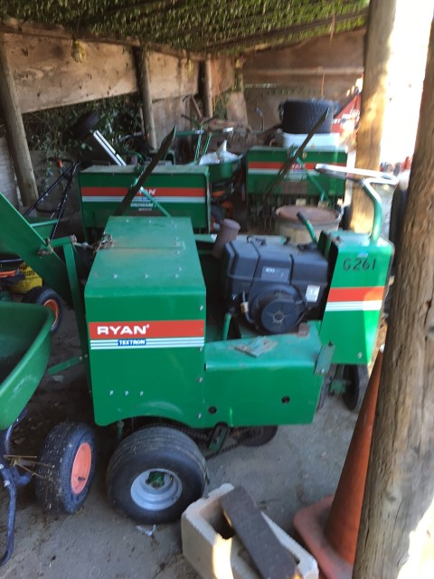 Lawn Aerator For Sale >> Used Lawn Aeration Equipment | Used Seeder Machine For Sale