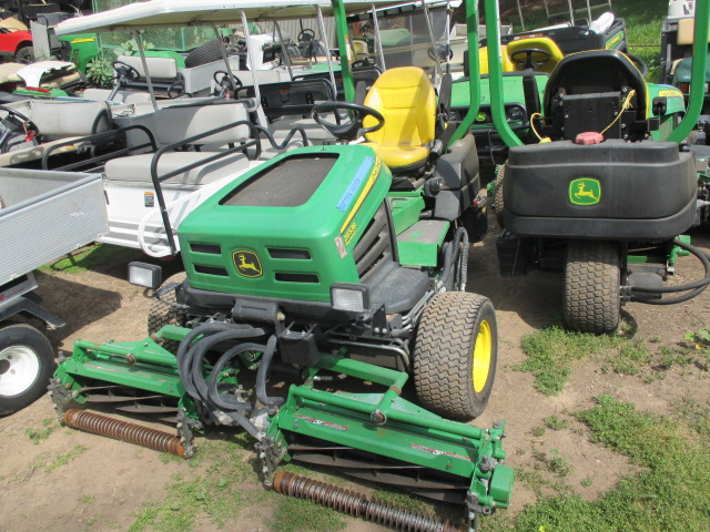 Used Large Reel Mower Equipment For Sale